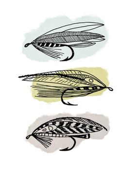Flies Trio