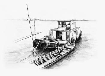 Sketchy Boat 1