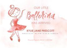 Little Ballerina by The Artist Scientist