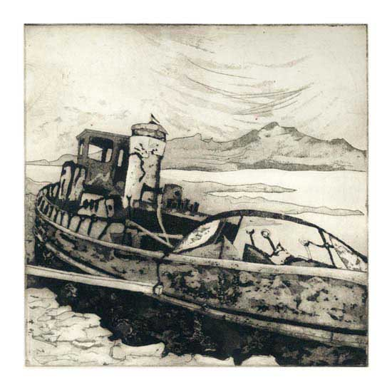 art prints - Stranded Ring of Beara Ireland by Eva Marion