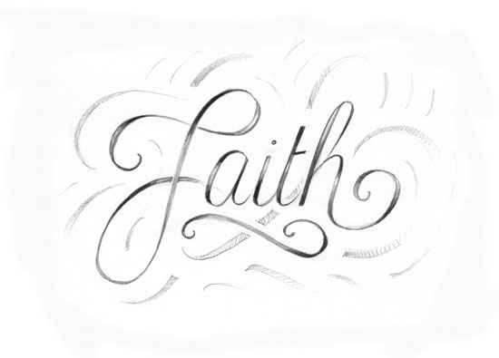 art prints - Faith Unseen by Cynthia Oswald