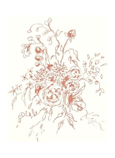 art prints - Bouquet Study II by Jennifer Allevato