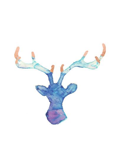 art prints - My deer by 365 Designs