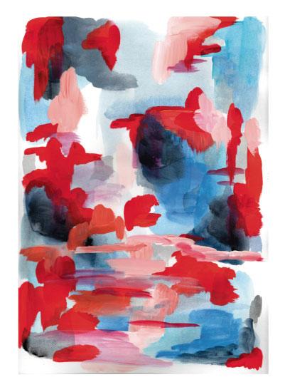 art prints - Bayou at Dusk by Holly Royval