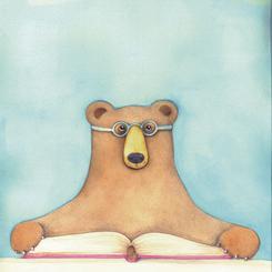 Bear - let's read
