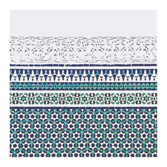 art prints - Moroccan Kaleidoscope by wondErin wandErin