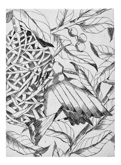 art prints - Home is where... by Charanya TCA
