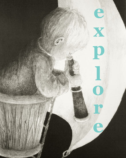 art prints - Explore by Pirate Moon Press