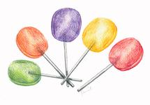 Lolli Time by Rebecca Harrick
