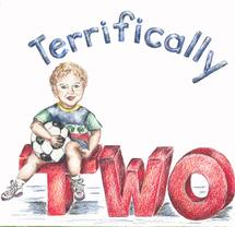 Terrifically Two! by Rebecca Harrick