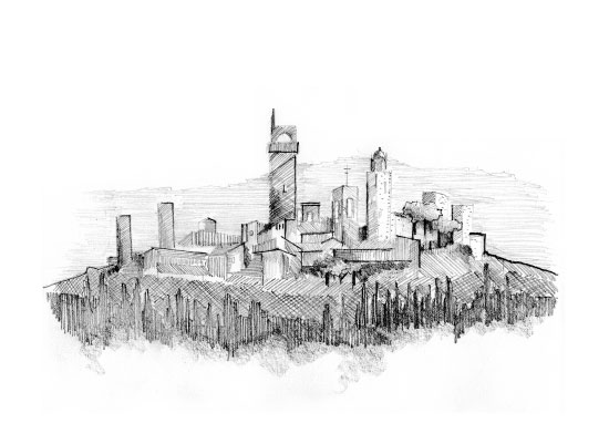 art prints - The tower competition by van tsao