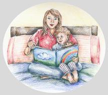 Storytime by Rebecca Harrick