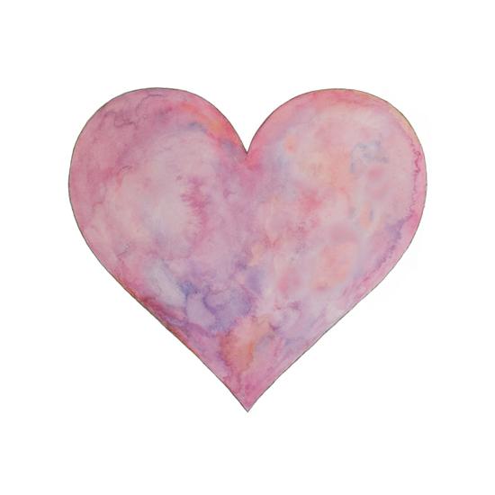 art prints - Colors of the Heart by Kathy Van Torne
