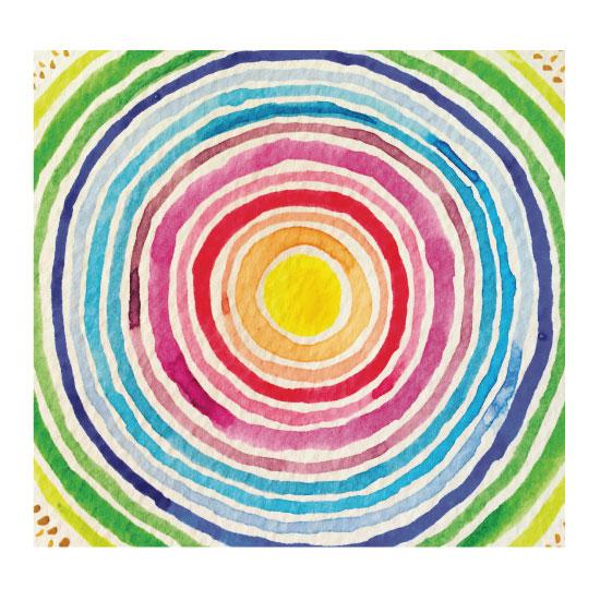 art prints - Inner Light Bindu by Alina Soroka
