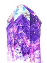 Brandberg Amethyst by Lauren Wright