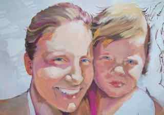 Joss and Gwen
