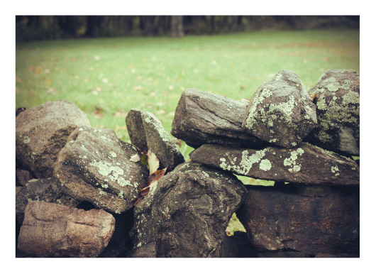 art prints - Rock Wall by Gray Star Design