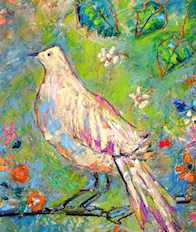 art prints - Dove by Darlene Bevill