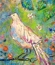 Dove by Darlene Bevill