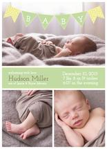 Whimsy Baby Banner by Rachel Bartunek