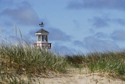 art prints - lighthouse by Marie Matheson