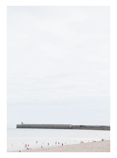 art prints - At the pier by Nadinda