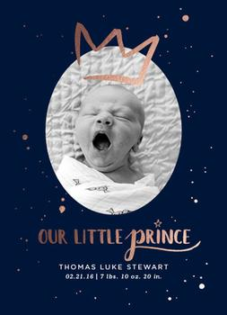 Welcome Our Little Prince