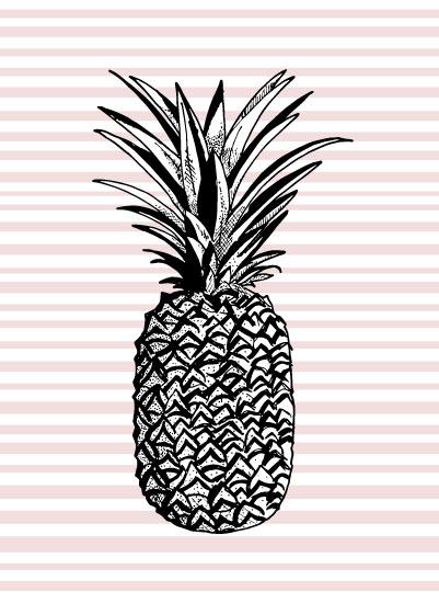 art prints - Florida Pineapple by Kari Joy