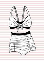 Florida Swimsuit by Kari Joy