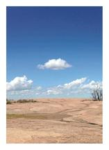 cloud at enchanted rock by pepperdog