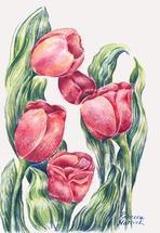 Springing by Rebecca Harrick