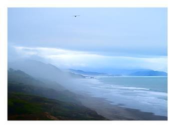 Pacific Coast-Fog 2