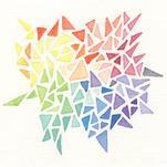 Rainbow Gemstone by Makiko Orser