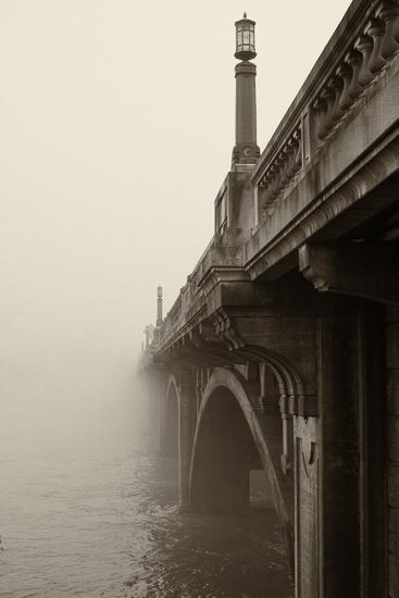 art prints - Bridge to Nowhere by Mark Kirby
