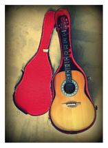 Acoustic Love by AmmandaCo