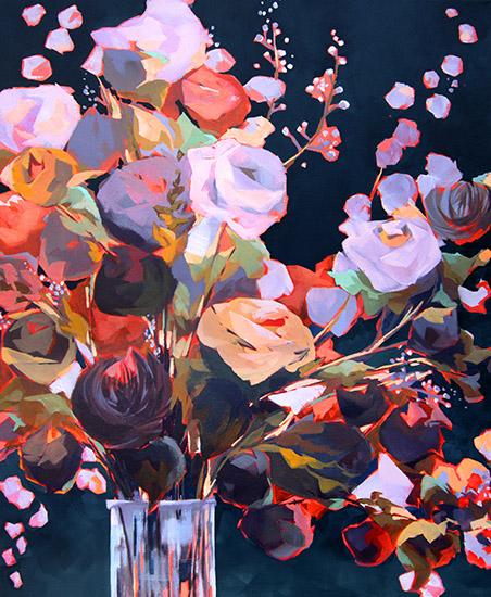 art prints - Flourishing by Jess Franks