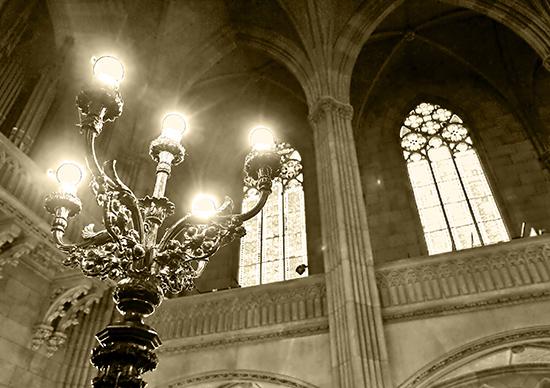 art prints - Church Light by Sher Teng