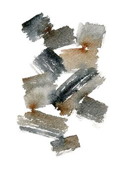 Abstract Watercolor 83