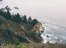 Quiet Ocean by morgan blake