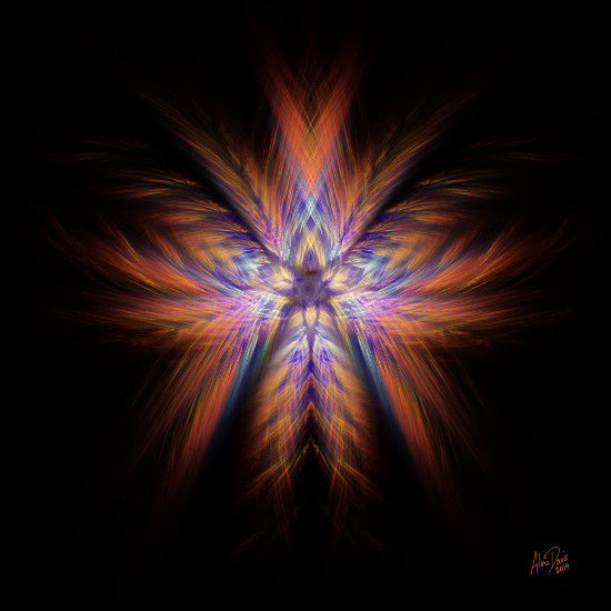 art prints - Spectra by Alina Davis