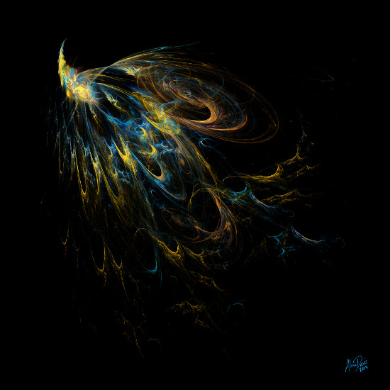 art prints - Plumage by Alina Davis