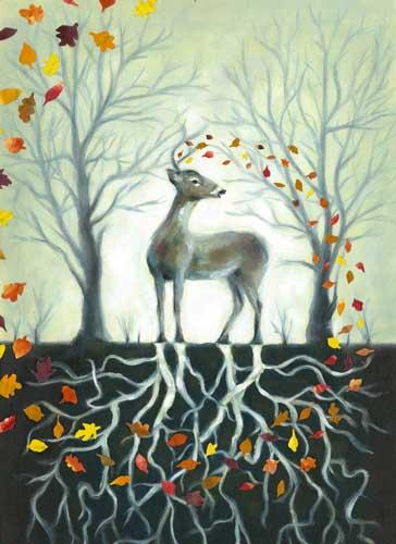 art prints - Winterwoven by Michelle Dowd
