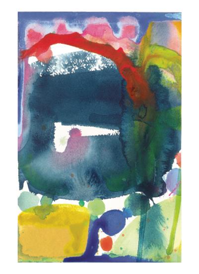 art prints - plunge by Suzanne DeVicaris