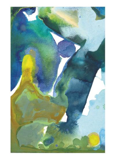 art prints - chasm by Suzanne DeVicaris