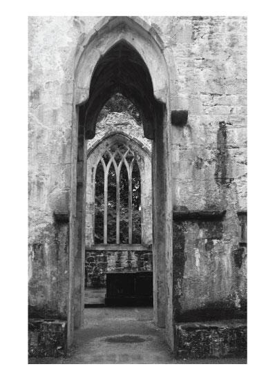art prints - Muckross Abbey by Madison Stuntz