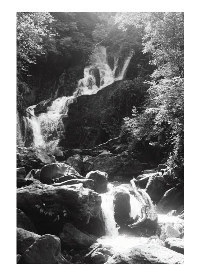 art prints - Torc Waterfall by Madison Stuntz