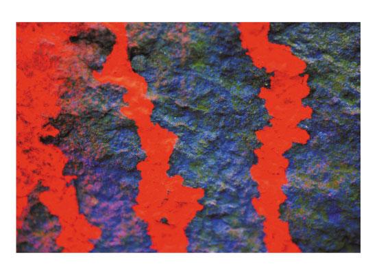art prints - Neon Drips by Sarah Surette