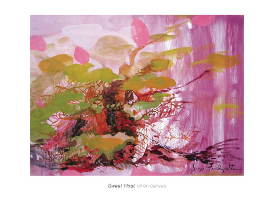 art prints - Sweet Float by Susu Pianchupattana