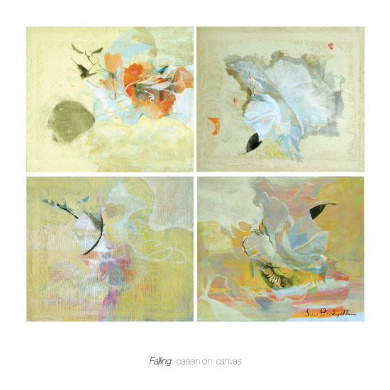 art prints - Falling by Susu Pianchupattana