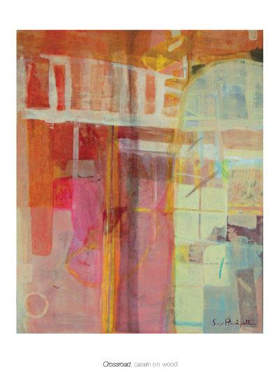 art prints - Crossroad by Susu Pianchupattana